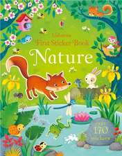First Sticker Book Nature