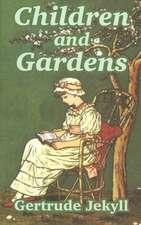 Children and Gardens