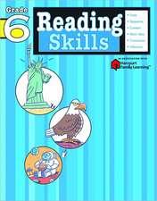 Reading Skills, Grade 6