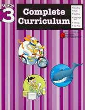 Complete Curriculum, Grade 3