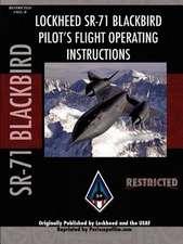 Sr-71 Blackbird Pilot's Flight Manual