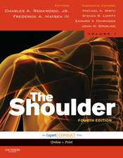 Rockwood and Matsen's The Shoulder: Expert Consult - Online and Print