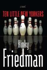 Ten Little New Yorkers