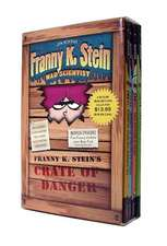 Franny K. Stein's Crate of Danger