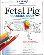 Fetal Pig Coloring Book: A Laboratory Manual