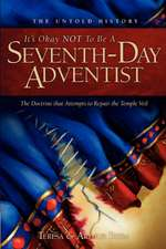 It's Ok Not to Be a Seventh-Day Adventist:  The Road as Mentor
