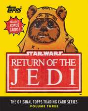 Star Wars:  The Original Topps Trading Card Series, Volume Three