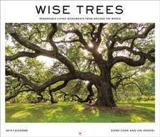 Wise Trees 2019 Wall Calendar