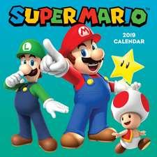 Super Mario? 2019 Wall Calendar