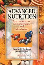 Advanced Nutrition: Macronutrients, Micronutrients, and Metabolism