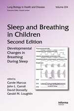 Sleep and Breathing in Children:  Developmental Changes in Breathing During Sleep