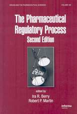 Pharmaceutical Regulatory Process