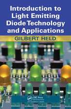 Introduction to Light Emitting Diode Technology and Applications