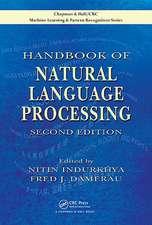 Handbook of Natural Language Processing