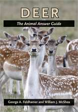 Deer – The Animal Answer Guide