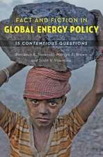 Fact and Fiction in Global Energy Policy – Fifteen Contentious Questions
