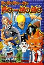 Bobobo-bo Bo-bobo, Vol. 1 (SJ Edition)