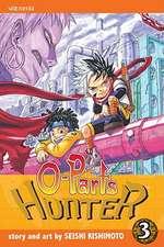 O-Parts Hunter, Volume 3