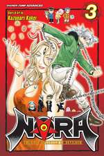 Nora:  The Last Chronicle of Devildom, Volume 3