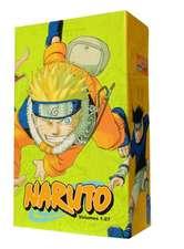 Naruto Box Set 1: Volumes 1-27 with Premium