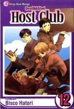 Ouran High School Host Club, Vol. 12