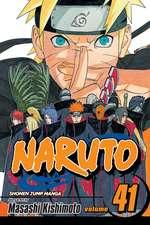 Naruto, Vol. 41