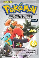 Pokémon Adventures (Gold and Silver), Vol. 9