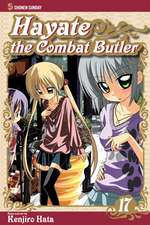 Hayate the Combat Butler, Vol. 17