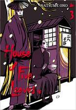 HOUSE OF FIVE LEAVES GN VOL 03 (C: 1-0-1)