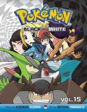 Pokémon Black and White, Vol. 15