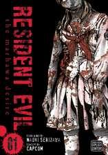 Resident Evil, Vol. 1: The Marhawa Desire