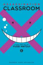Assassination Classroom, Vol. 6
