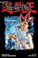 Yu-Gi-Oh! (3-in-1 Edition), Vol. 9: Includes Vols. 25, 26 & 27