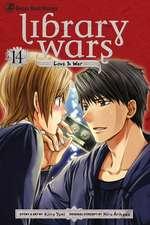 Library Wars: Love & War Volume 14