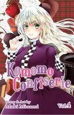 Komomo Confiserie, Vol. 4