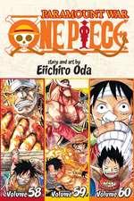 One Piece (Omnibus Edition), Vol. 20: Includes vols. 58, 59 & 60