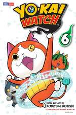 YO-KAI WATCH, Vol. 6