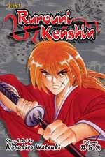 Rurouni Kenshin (3-in-1 Edition), Vol. 8: Includes vols. 22, 23 & 24