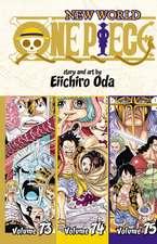 One Piece (Omnibus Edition), Vol. 25