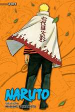 Naruto (3-in-1 Edition), Vol. 24: Includes vols. 70, 71 & 72