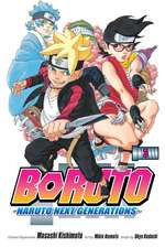Boruto, Vol. 3: Naruto Next Generations