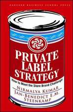 Private Label Strategy