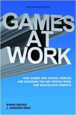 Total Engagement: How Games and Virtual Worlds Are Changing the Way People Work and Businesses Compete