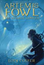 Artemis Fowl The Atlantis Complex