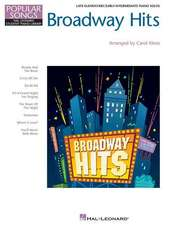 Broadway Hits:  Late-Elementary/Early-Intermediate Piano Solos
