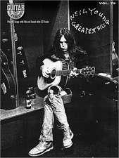 Guitar Play-Along Volume 79