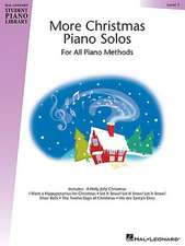More Christmas Piano Solos, Level 2: For All Piano Methods