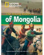 The Young Riders of Mongolia + Book with Multi-ROM