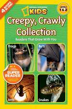 Creepy, Crawly Collection, Levels 1 & 2:  900 Outrageous Facts