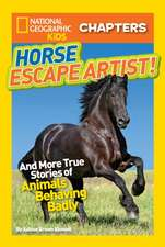 Horse Escape Artist:  And More True Stories of Animals Behaving Badly (OUTLET)